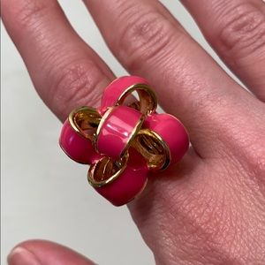 Lilly Pulitzer Bow Ring (Adjustable)